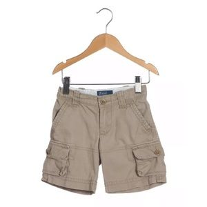 Polo Ralph Lauren boy cargo shorts 2 / 2T brown
